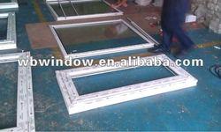 pvc window factory,pvc bay windows,double glazing window