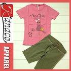 Kids Clothing Wholesale/wholesale name brand clothing(KN-CS-10)
