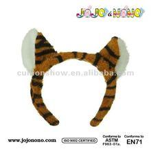 Plush tiger headband tiger costume