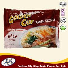 85g Beef Flavour Fried Halal Wholesale Instant Noo
