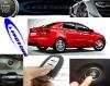 Remote starter PKE RFID Smart key Passive keyless entry Push start button Auto alarm for KIA Forte