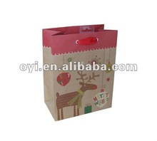 2012 new christmas paper bag
