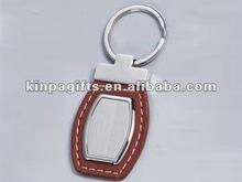 Custom Leather Keychain/ Custom Metal Keychain/ Cheap Leather Key Chain