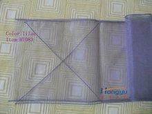 popular sale pointed organza chair sash