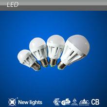 3W 5W 7W 9W 12W Plastic Led Light Bulb