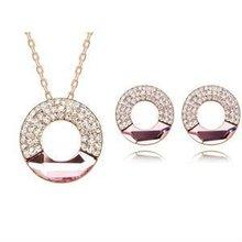 (s080333) 2012 wholesale express NO MOQ fine bridal jewelry sets