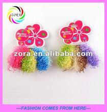 2012 TOP fashion women elastic hair bands supplier/hair holder sets accessory wholesale