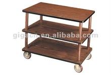 Restaurant HPL service carts