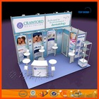 rental exhibition stall,exhibition stand,modular exhibition booth from shanghai