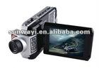 "2.5"" TFT LCD Rotatable Screen, High sensitive night-vision hd car dvr"