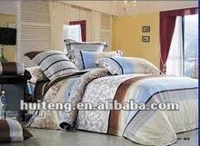 100 polyester cheap bedding sheet