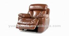 YR1067-1A Best modern recliner chair, recliner/rocking chair, leather recliner
