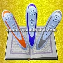 islamic widely used/superb quality digital al-qur'an e pen,al-qur'an read pen,pen read al-quran with great function