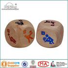 dice manufacturer / adult wood love sex dice
