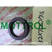 Oil Seal 52*72*7 52*72*7.5,Excavator Hydraulic Oil Seal