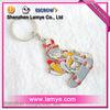 Fashion Promotional key chain metal
