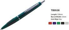 Super good writing metal ball pen smooth fast writing ball pen