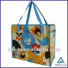 PP non woven laminated cartoon bag