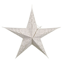 Wholesaler of Christmas Paper Star Lantern Decoration