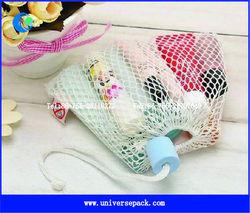Children's toys mesh bag drawstring