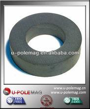 Large Ring Ferrite Magnet