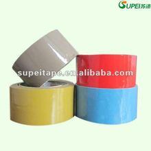 Colored BOPP jumbo roll tape