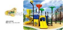 rubber tiles outdoor playground, baby playground , playground slide