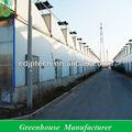 sistema de refrigeração para ventilação natural com efeito de estufa