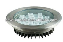 18W good quality and new design led underwater light