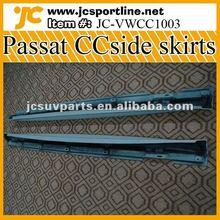 Car side skirts for VW Passat CC R style