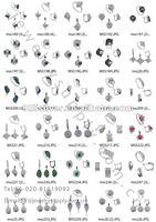 New free friendship bracelet designs,fashion neckalce and earrigs jewelry as180j