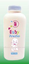 baby talc powder