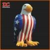 PVC American Eagle Fixed Cartoon Inflatable Model