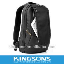2013 New Trend Kingsons laptop nylon bag 15.6inch
