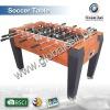 2015 New design 4/5/6/7ft soccer table, babyfoot