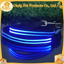 new design super shining led dog leash at good price Pet Collars & Leashes