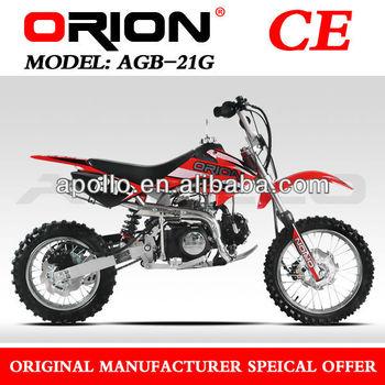 China Apollo ORION CE 110cc dirt bike 110cc pit bike with EPA AGB-21F
