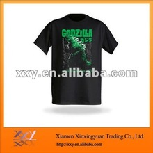 100% Cotton Printed Your Own Designer T-shirt Wholesale China Supplier