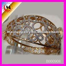 Top 100 christmas gifts 2012, mesh bracelets , crystal bangle jewelry