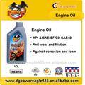 Api sf/cd castrol lubricantes para los vehículos diesel o