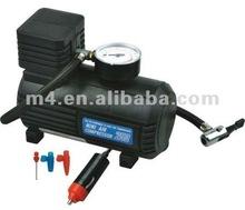 Plastic portable DC 12V air compressor