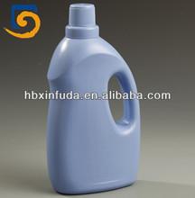 A79 1 litre HDPE Plastic Liquid laundry detergent bottle