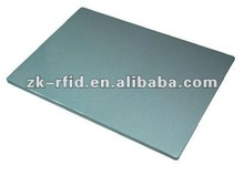 13.56MHz HF RFID Panel Antenna RR-PN-ANT3424 Factory Smoky-Gray 1.5W ABS Shell Sensitive and stable rfid antenna