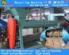 plastics recycling plant for pet bottles