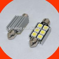 c5w festoon 39mm 6smd 5050 canbus warning canceller car led lighting kit