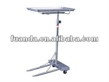 F-C29 Stainless Steel Surgical Instrument Table