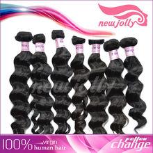 High quality fashion wholesaler hot sale newjolly hair products malaysian hair