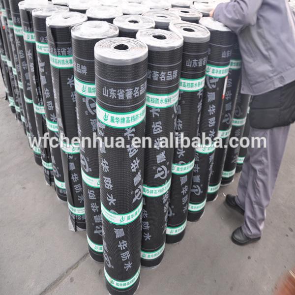 SBS bitumen waterproof roof membrane