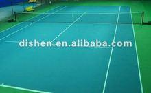 Tennis Court Sports Surface Flooring