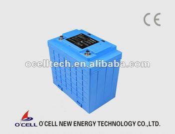 12.8V110Ah LiFePO4 battery pack